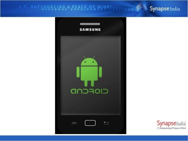 SynapseIndia Recruitment for Android Developers: SynapseIndia, the leading mobile application development services provide...