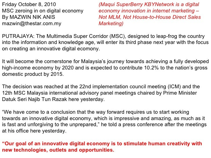 Maqui SuperBerry KBYNetwork <ul><li>There are 3 types of people in this world: </li></ul><ul><li>Those who make things hap...