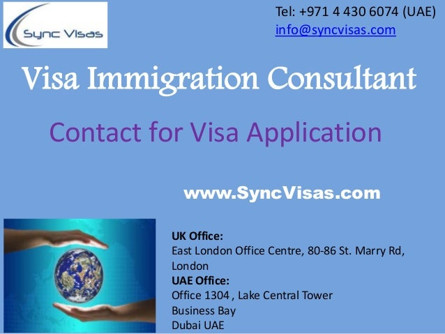 Best visa immigration service provider companysync visas - London immigration office ...