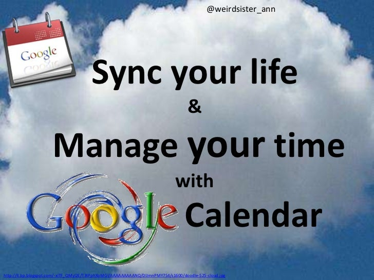 @weirdsister_ann                                       Sync your life                                                     ...