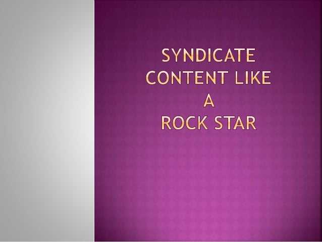 Marketing is telling the world you're a rock star. Content Marketing is showing the world you are one. ~Robert Rose