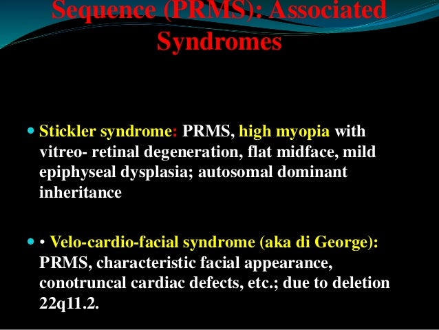 Treacher-Collins syndrome   Franceschetti and Klein, who extensive  reviewed the essential components of the  condition, ...