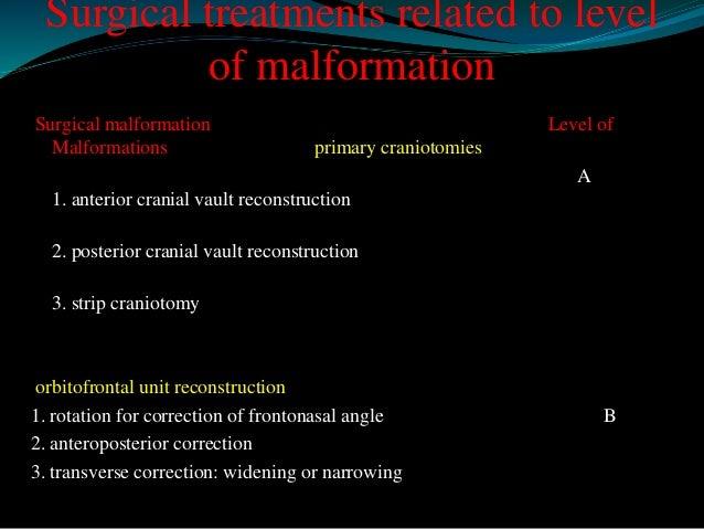 Craniofacial Microsomia   Pruzansky reported a grading system of progressive  mandibular deficiency:   grade I, minimal ...
