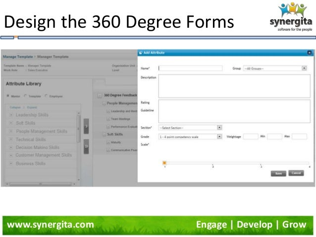 Synergita 360 Degree Feedback Management