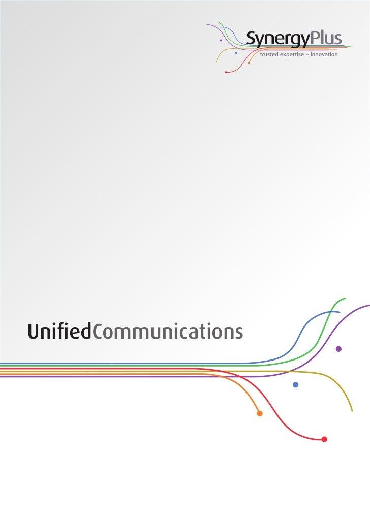 UnifiedCommunications