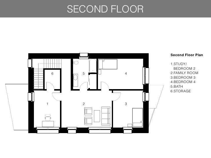 2011 passive house conference synergy case study for Case study house 8 floor plan