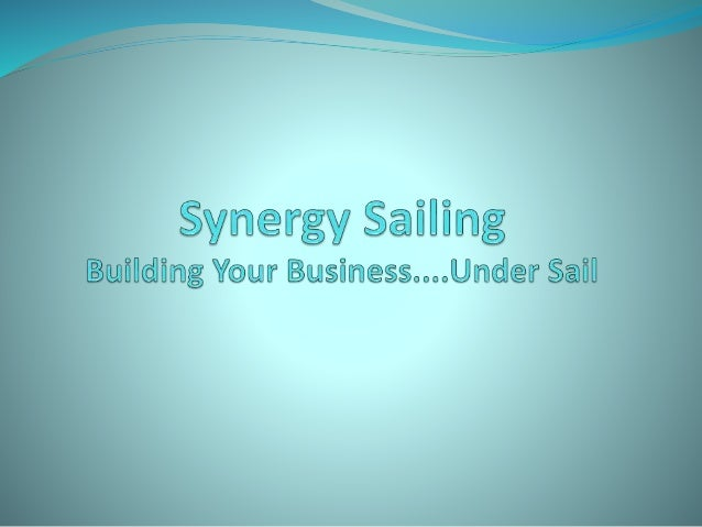 Our Objectives for you, our client  To organise and deliver sailing based events that add- value and contribute to your s...