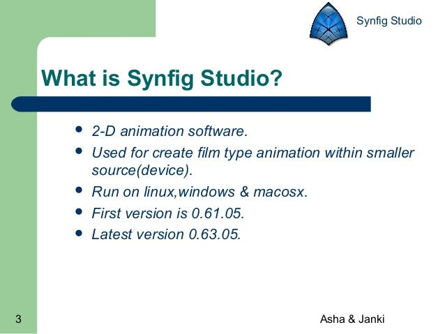 Releases/ - Synfig Animation Studio