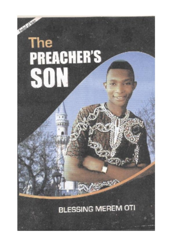 SYNOPSIS OF MEREM'S 'THE PREACHER'S   SON'.         He was a promising child, a preacher's son, a light   set on the hill ...