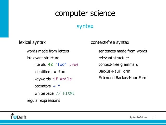 syntax and free word combinations These word-parts that can occur only in combination must be combined in  can stand alone as words are called free morphemes (eg  deal with the topic of syntax.