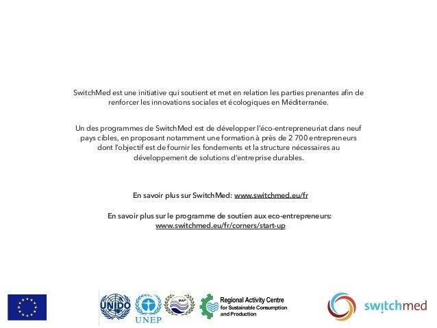 SwitchMed est une initiative qui soutient et met en relation les parties prenantes afin de renforcer les innovations social...