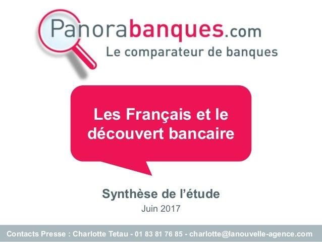 Decouvert Bancaire Le Depassement Concerne Tout Le Monde Er Coute C
