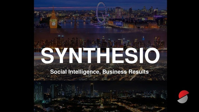 SYNTHESIO Social Intelligence, Business Results