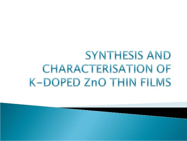  Thin film technology has been developed primarily for the need of the integrated circuit industry.  Thin films cannot e...