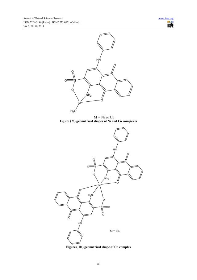 synthesis of nickel complexes Molecules 2014, 19 13605 these considerations in mind, we explored the synthesis of new aminophenolate complexes of nickel in order to test their competency in organic cross-coupling reactions.