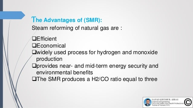 We choose methane as a feed because of : • Methane is a wide distribution in nature. • cheap • Make a Less problems with t...