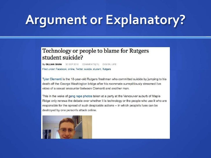 the arguments on the arguments for and against computer mediated communication Classification, computer mediated communication, flames keywords   arguments) is not going in their favor or they are about to be proved wrong , in  that case  provide for the protection of net users against flaming and other  misuses of the.