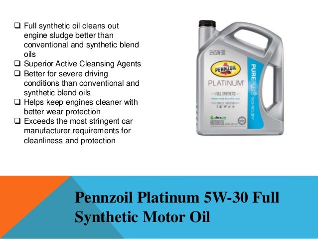 Top Rated Synthetic Motor oil Brands