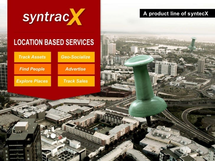 A product line of syntecX