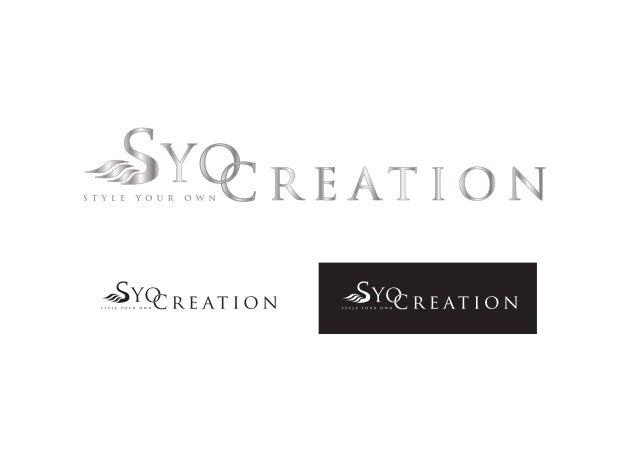 Logo Dizajn SYO creation logo
