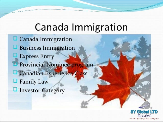 a research on canada immigration International mobility program: work related to a research, educational or training program [r205(c)(i), (i1) and (i2) – codes c31, c32 and c33] this section contains policy, procedures and guidance used by immigration, refugees and citizenship canada staff it is posted on the department's website as.