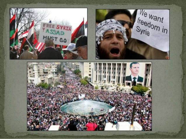 syria and the arab spring essay Roots of conflict in syria politics essay  one main cause which gives birth to that event such is the case with syria while the arab spring provided the spark .