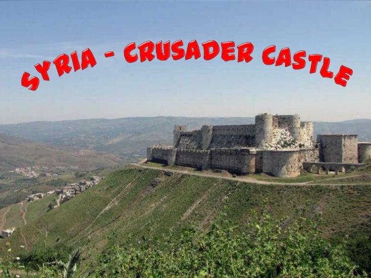 Syria-CrusaderCastle<br />