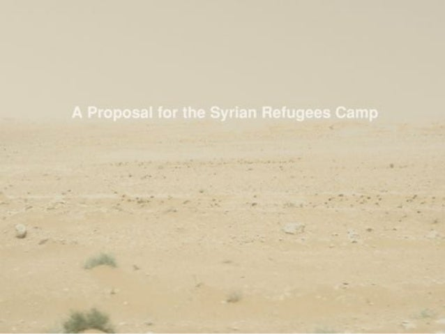 Re:House // Self Built Re-Deployable Camp for Syrian Refugees