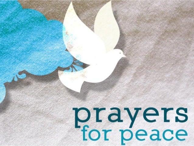 PEACE/ SYRIA &Mid-East
