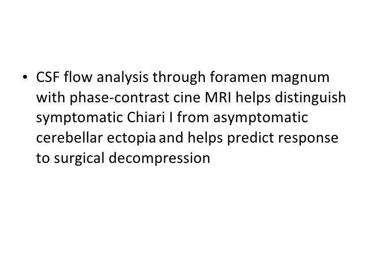 Cerebrospinal fluid flow imaging by using phase-contrast ...