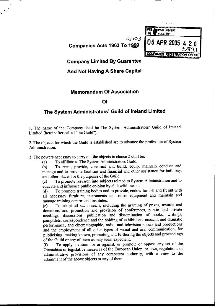 The Companies (Model Articles) Regulations 2008