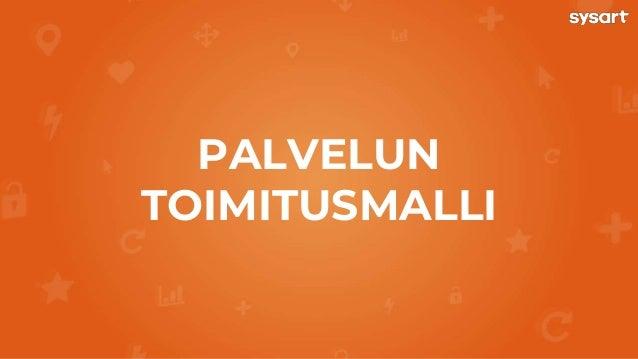 PALVELUN TOIMITUSMALLI