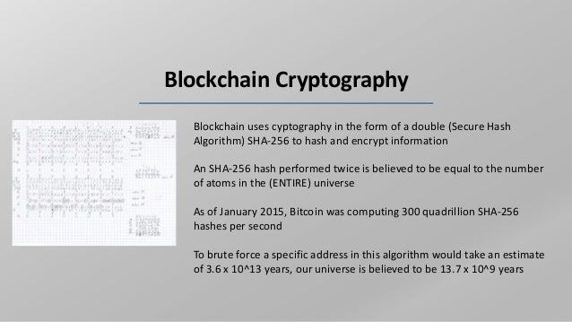 Multifactor Authentication on the Blockchain