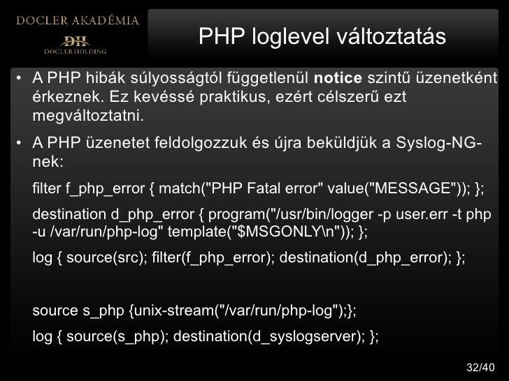 syslog ng template example - syslog ng nem csak fejleszt knek