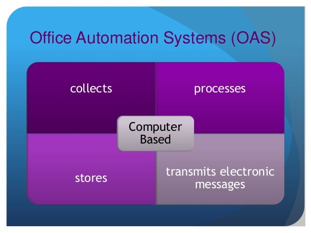 office automated system. office automation automated system