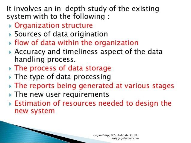 2 system analysis and design = the analysis to compare costs and benefits to see whether investing in the development of a new system will be beneficial = there are tangible benefits and intangible benefits  = there are two main costs development and production cost .