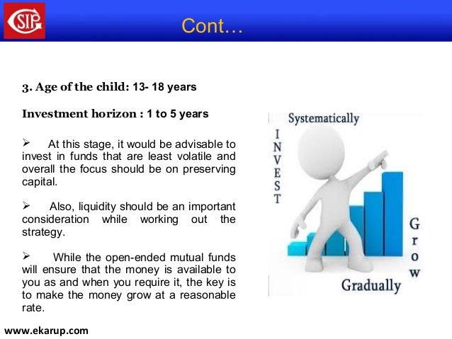 how to invest in systematic investment plan