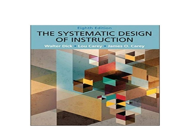 P D F Library Systematic Design Of Instruction The Pearson Et