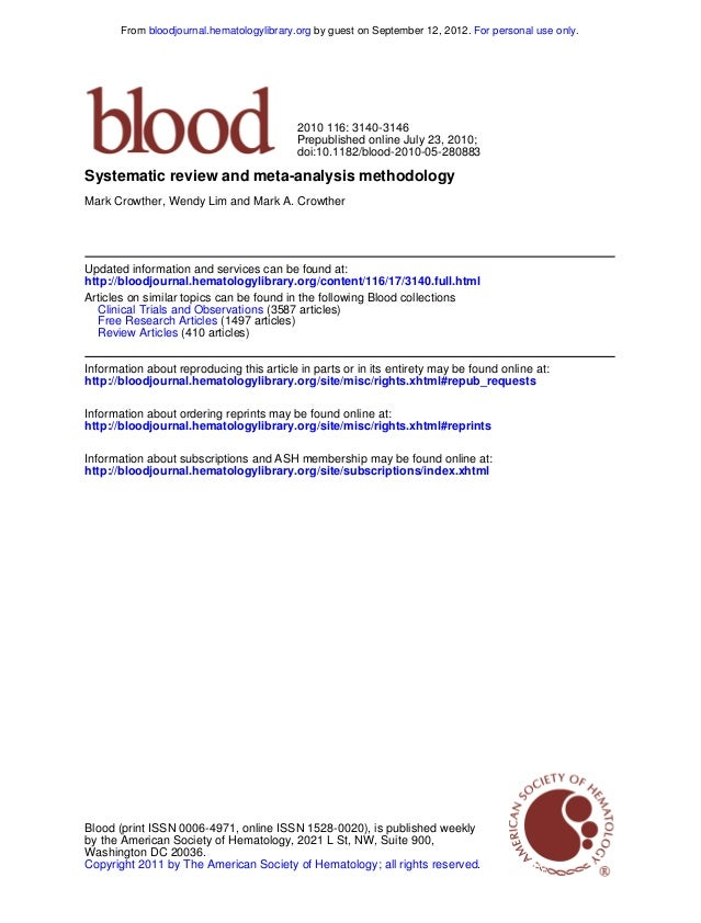 From bloodjournal.hematologylibrary.org by guest on September 12, 2012. For personal use only.                            ...