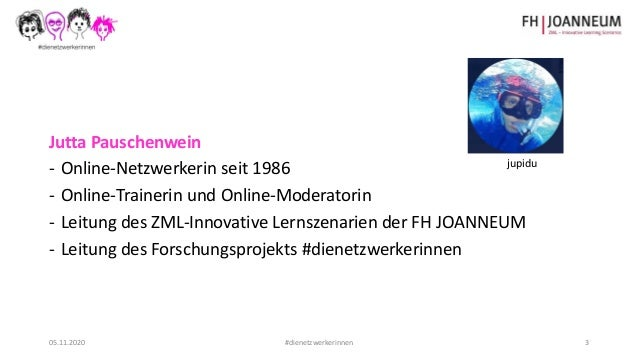 Lernen 4.0 – die Zukunft qualitätsvoller on- und offline Lernangebote Slide 3