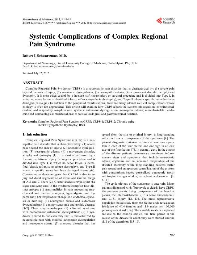 Neuroscience & Medicine, 2012, *, **-** doi:10.4236/nm.2012.***** Published Online *** 2012 (http://www.scirp.org/journal/...