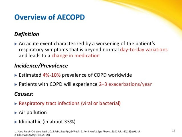 Systemic corticosteroids in the treatment of acute ...