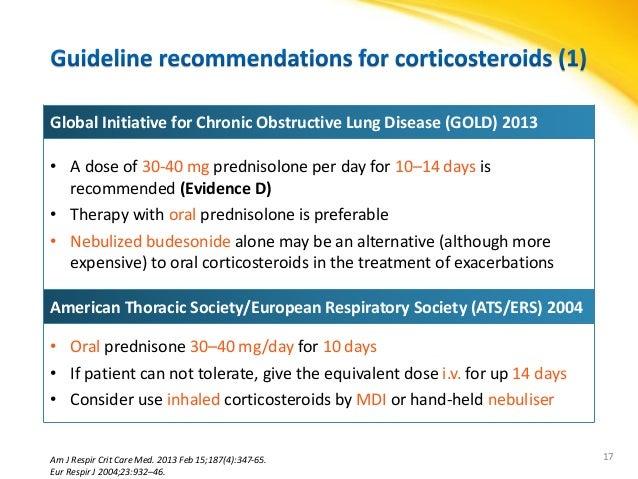 Prednisolone Dosage Per Day