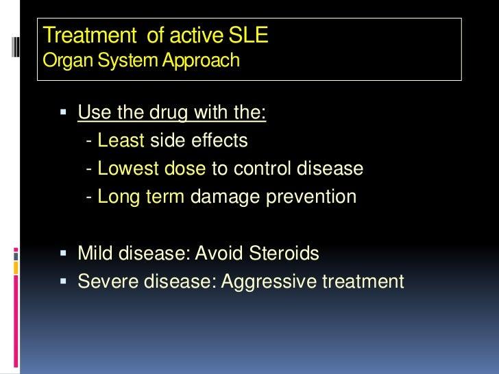 Aralen Dosage For Lupus