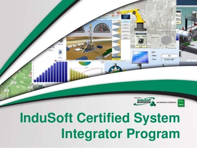 Better Business Practices for System Integrators-InduSoft Presentation Slide 3