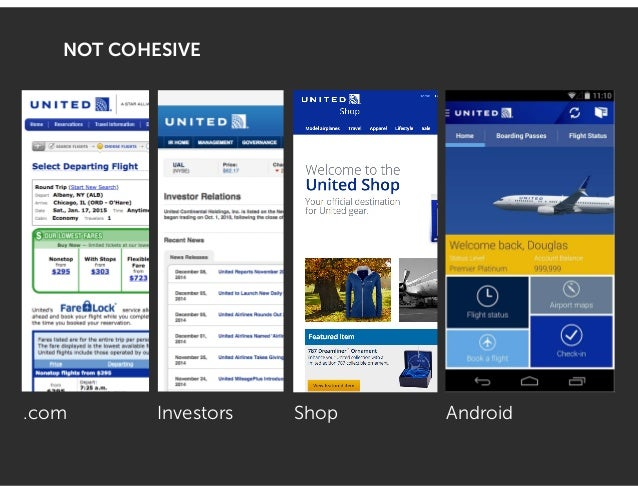 NOT COHESIVE .com Investors Shop Android