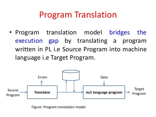 System Programming Overview