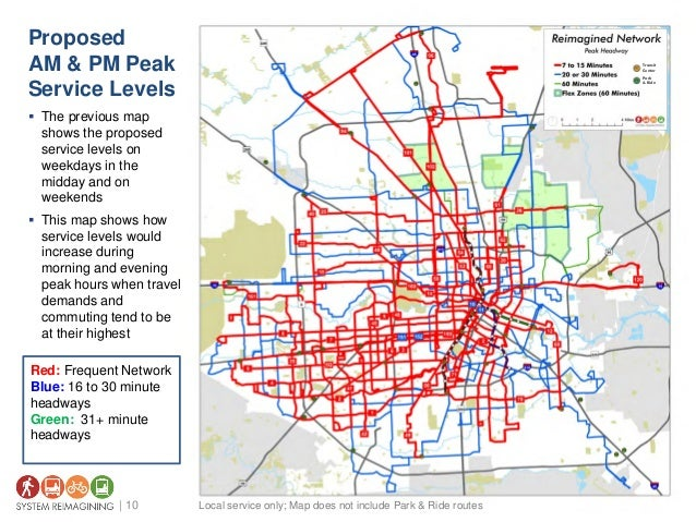 Houston METRO System Reimagining Presentation