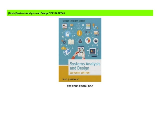 Systems Analysis And Design Top Rated 5