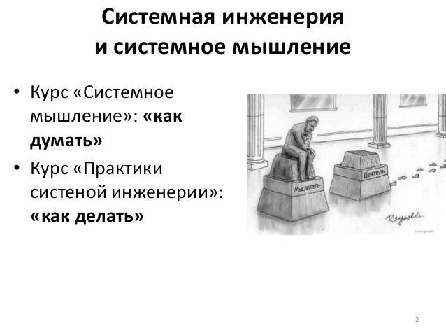 А.Левенчук -- Практики системной инженерии Slide 2